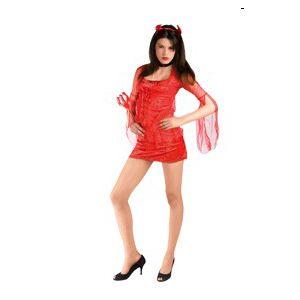 Disfraz miss devil