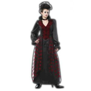 Disfraz vampiresa adulto
