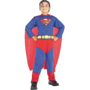 Disfraz superman blister infantil