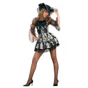 Disfraz lady pirata adulto