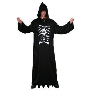 Disfraz tunica muerte adulto