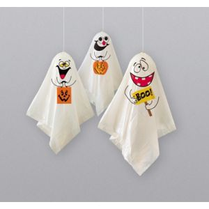 Fantasmas colgantes (3 unid)