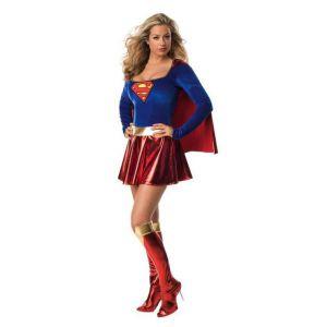 Disfraz supergirl