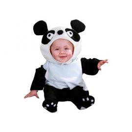 Disfraz bebe oso panda