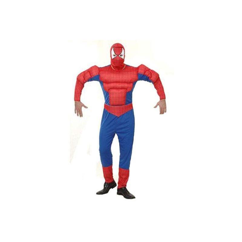disfraz hombre araa adulto