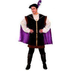 Disfraz lord noble adulto