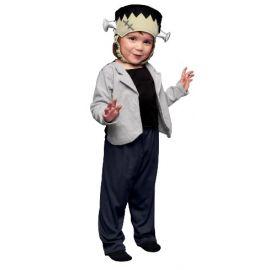 Disfraz pequeño frankenstein