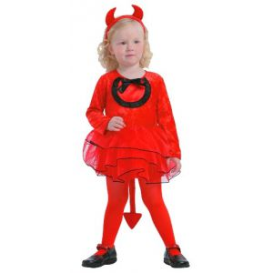 Disfraz diablilla infantil