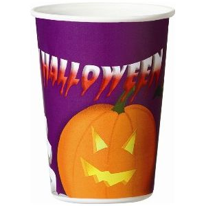 Vasos halloween colection (10 uds)