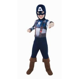 Disfraz capitan america infantil