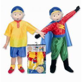 Disfraz caillou infantil (2 disfraces)