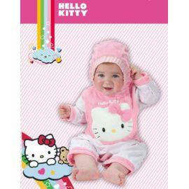 Disfraz bebe hello kitty