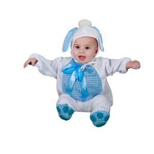 Disfraz bebe perrito azul