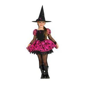Disfraz bruja magica media noche