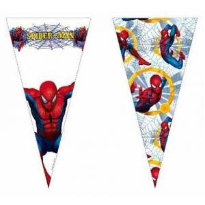 Bolsa cono spiderman