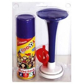 Spray bocina blister