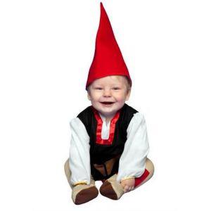 Disfraz bebe gnomo