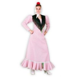 Disfraz chulapa adulto sencillo