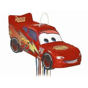 Piñata cars volumen