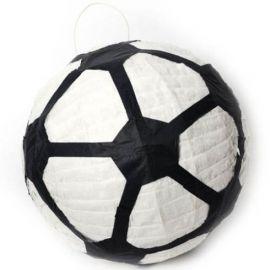 Piñata pelota futbol volumen