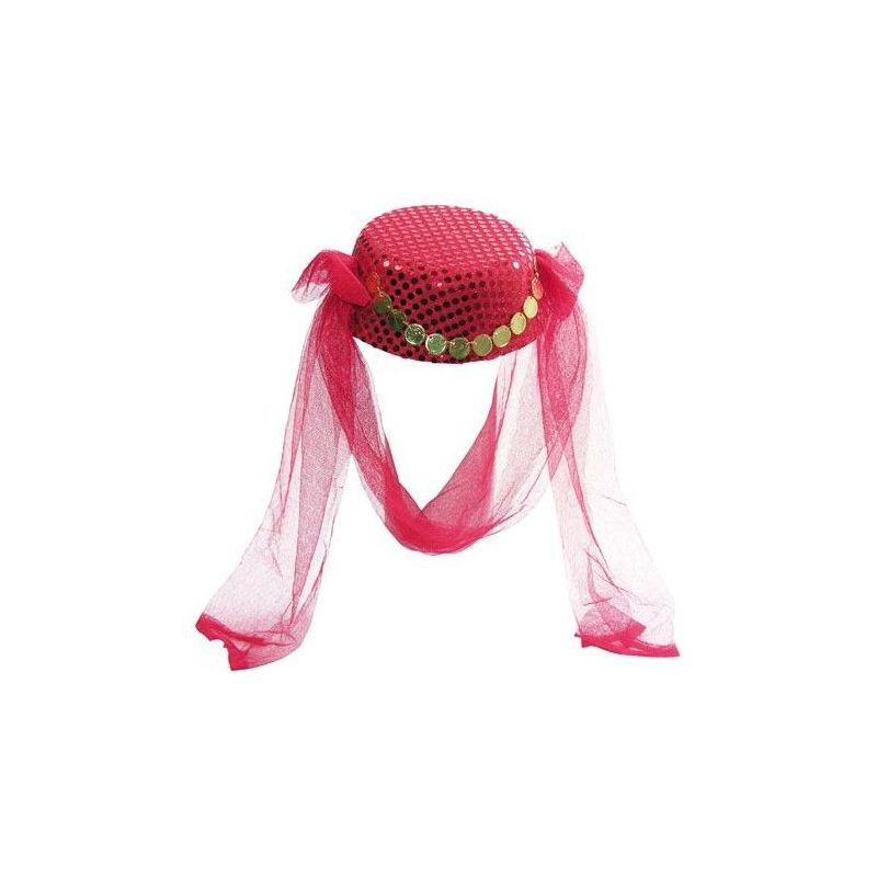 Sombrero arabe con velo - Barullo.com 035e20239c2