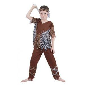 Disfraz cavernicola niño