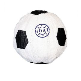 Piñata balon futbol volumen