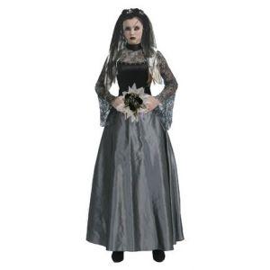 Disfraz novia de la oscuridad