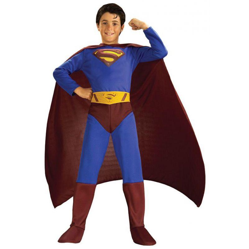 6fb59ca49 Disfraz superman returns niño - Barullo.com