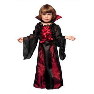 Disfraz vampiresa gotica niña
