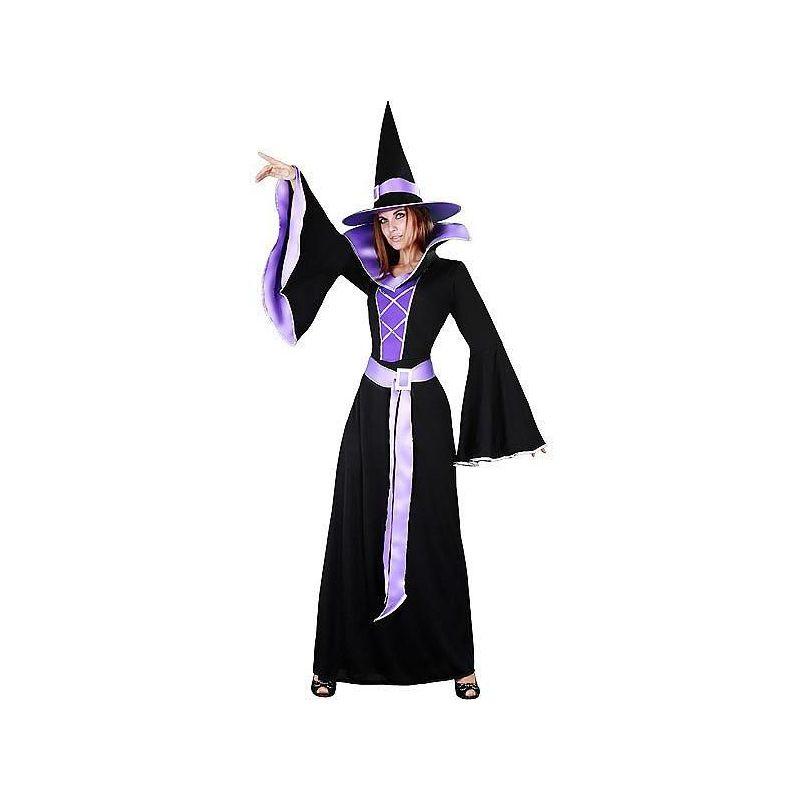 Disfraces de brujas elegantes adultos