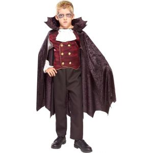 Disfraz conde vampiro dracula ni?o