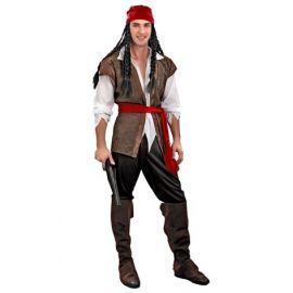 Disfraz pirata adulto bt