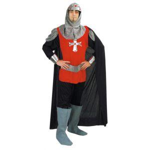 Disfraz soldado medieval adulto