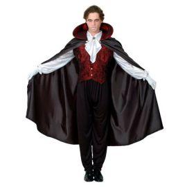 Disfraz vampiro conde dracula