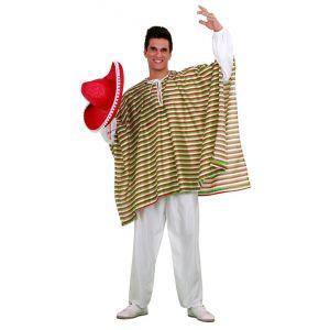 Disfraz mejicano adulto