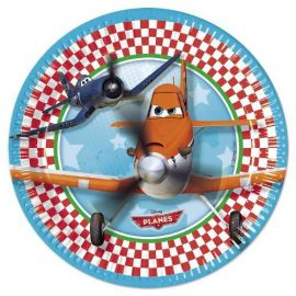 Platos aviones (8 unidades)