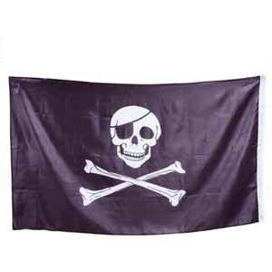 Bandera pirata maxi 90x150