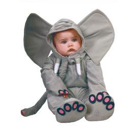 Disfraz bebe elefante