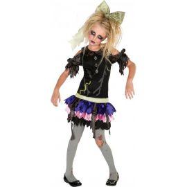 Disfraz zombie doll