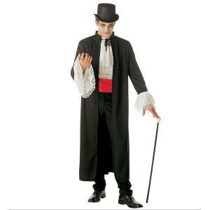 Disfraz vampiro elegante