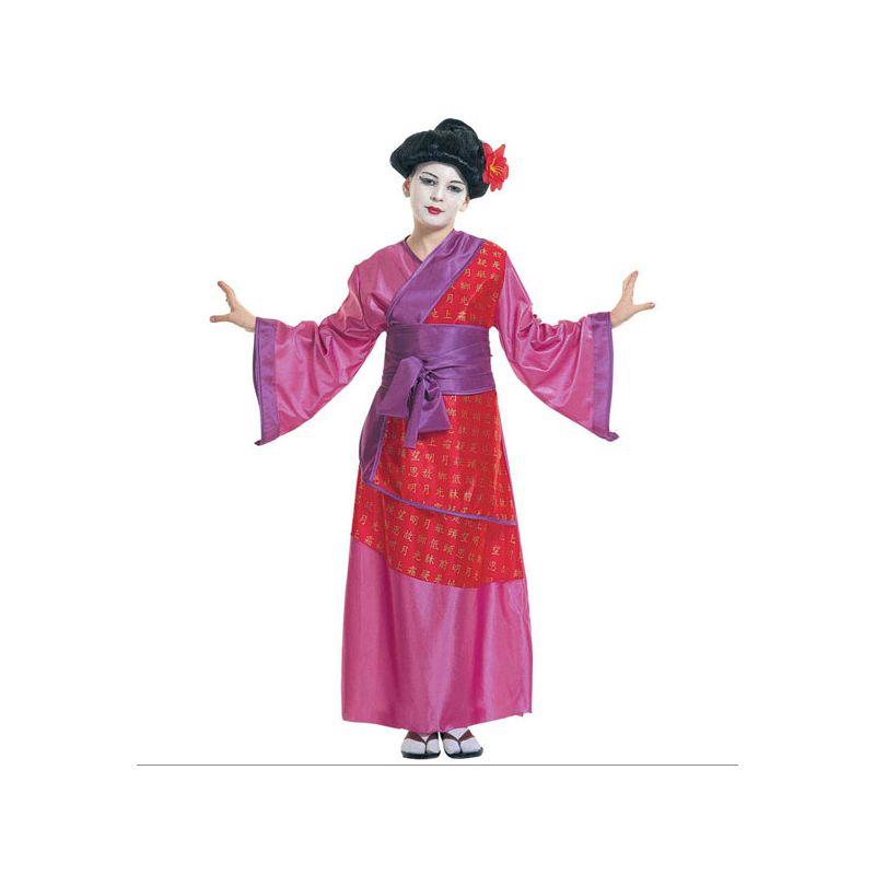 Disfraz china para niñas de 5 a 13 años - Barullo.com