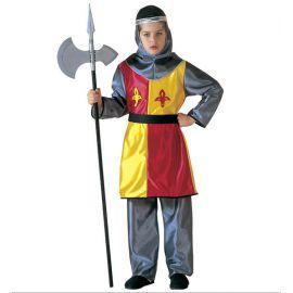 Disfraz soldado medieval 5/7 8/10 11/13