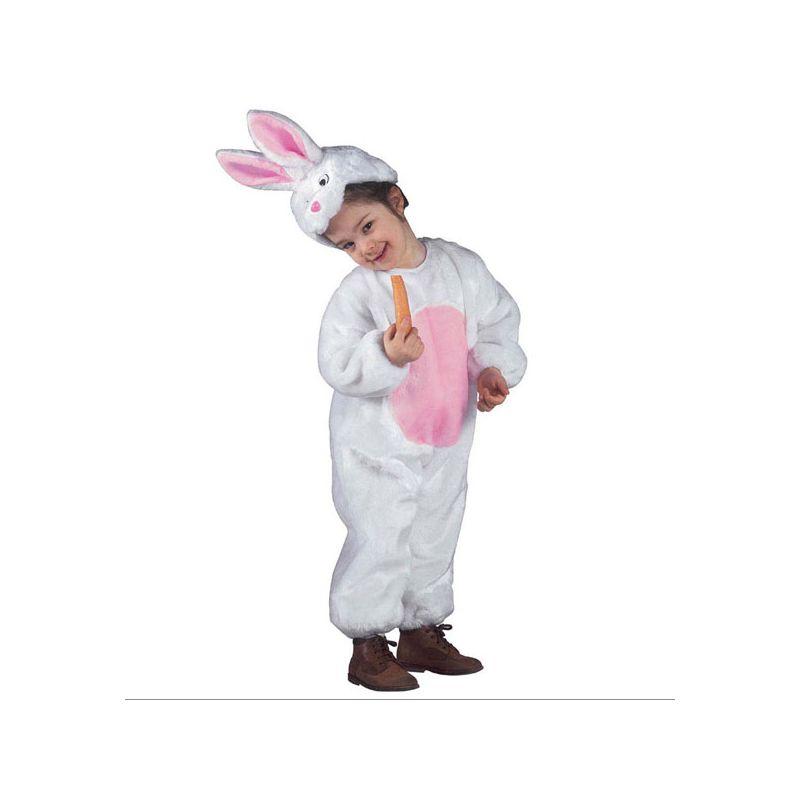 Disfraz conejo para ni os de 3 a 5 a os - Disfraces para bebes de un ano ...