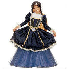 Disfraz dama cortesana
