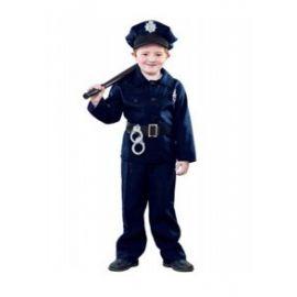 Disfraz policia niños de 4 a 9 años