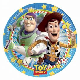 Platos toy story (10 unid)