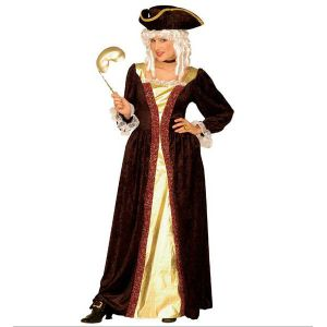 Disfraz noble veneciana xl