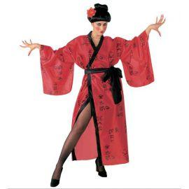 Disfraz geisha