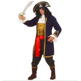Disfraz pirata de los 7 mares